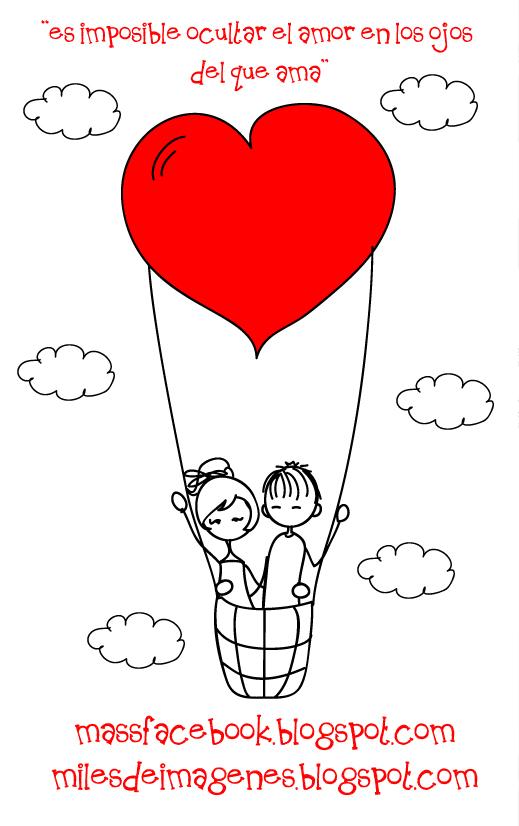 Frases Cortas de Amor Graciosas con Imágenes de Corazones
