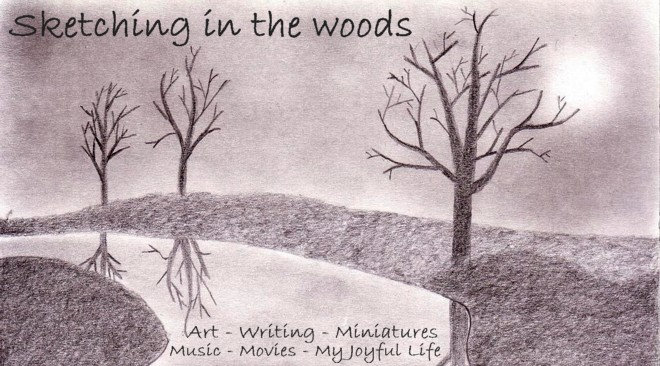 Sketching in the Woods - Personal Blog