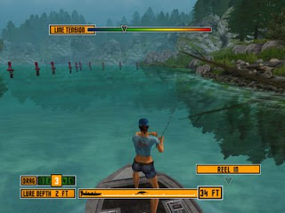 Pro bass fishing fully full version pc game pc and for Pro fishing games