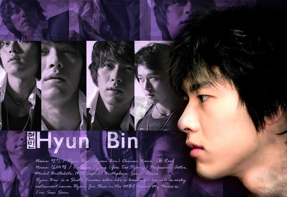 Foto Hyun Bin (Kim Tae Pyung) - Korean Star Wallpaper