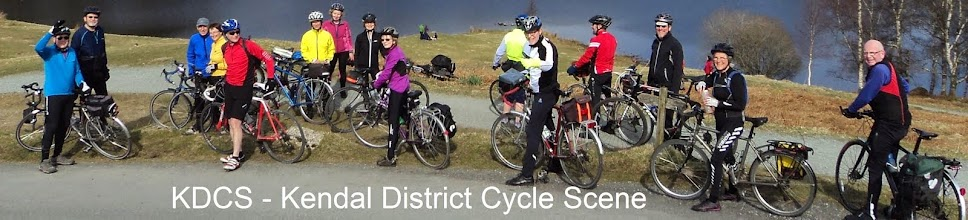 KDCS - Kendal and District Cycle Scene