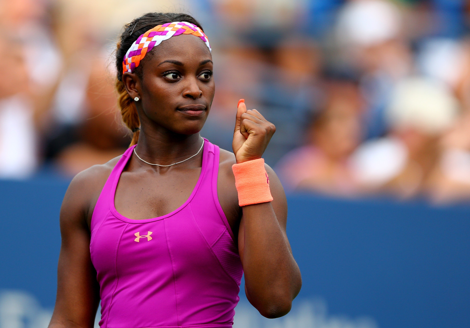 stephens senior personals Sloane stephens: final score: 3  she also became the sixth woman to win both the senior and  she was unseeded in a grand slam singles event for the first time.
