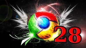 تحميل الإصدار الأخير google chrome 28