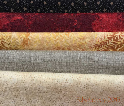 Allietare! - Bonnie Hunter Fabric Selection