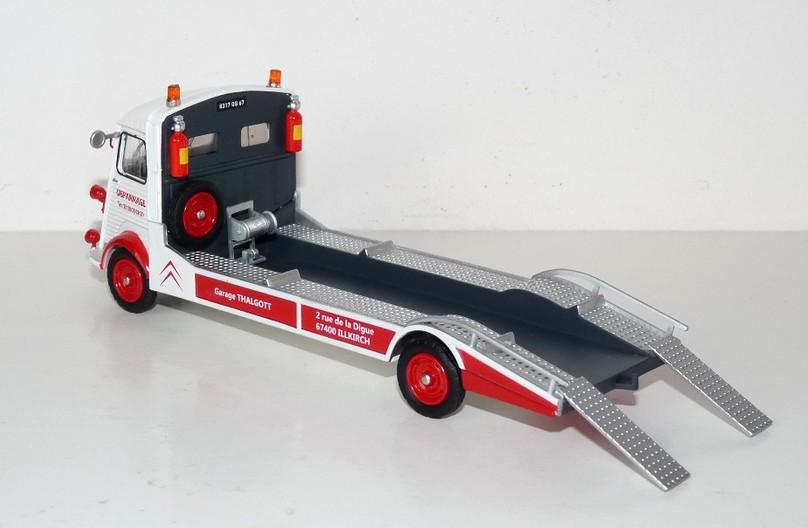Front Wheel Drive Hauler : Do an image search using the term quot citroen h depanneuse