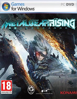 Metal Gear Rising Revengeance  Game pc + Torrent