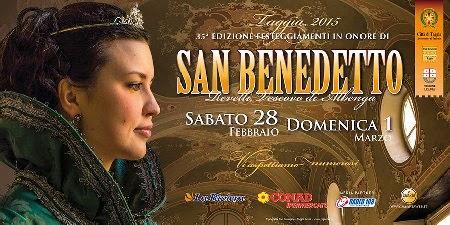 Veranstaltungsplakat für San Benedetto