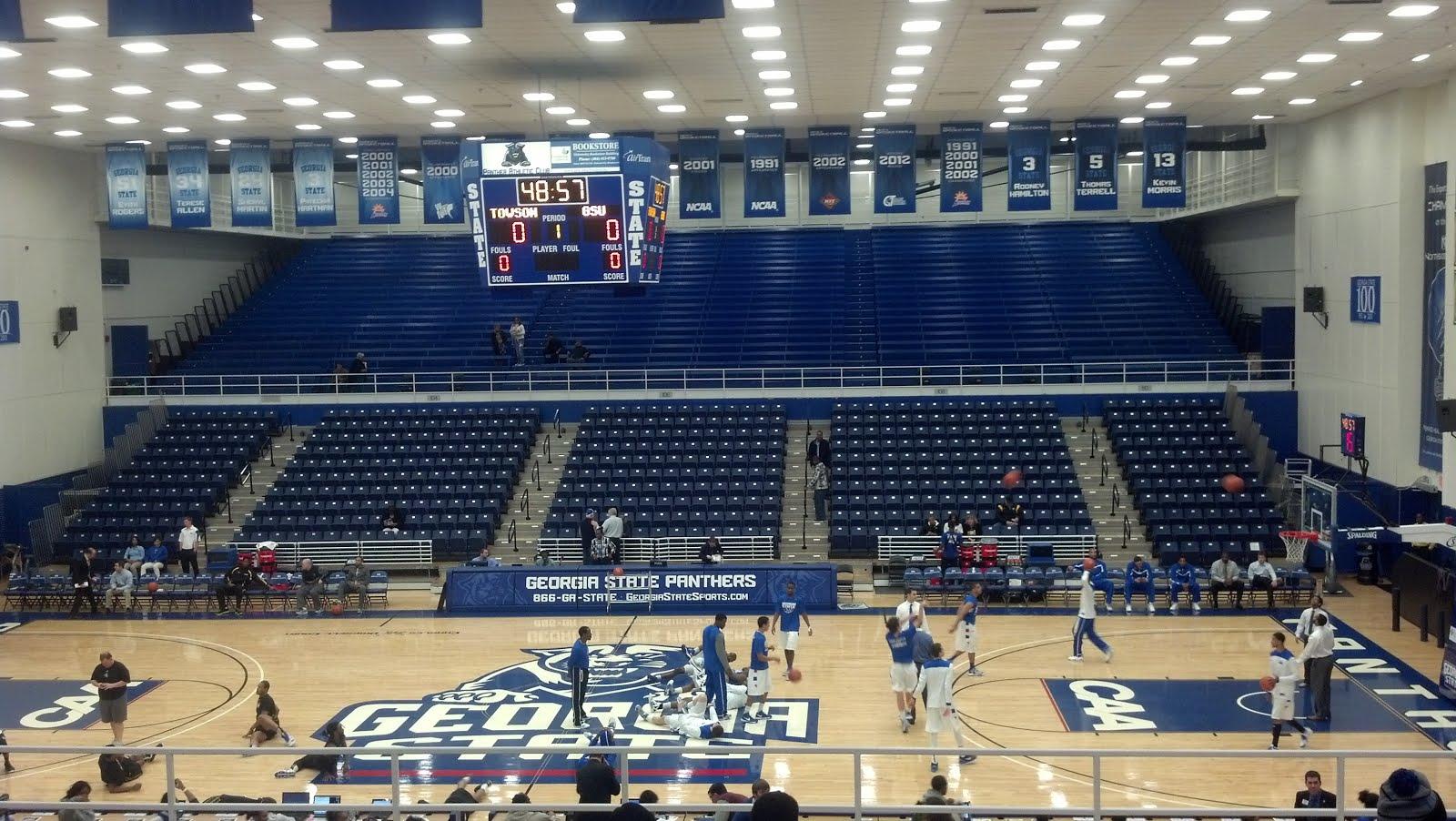 #106: Georgia State University Sports Arena, Atlanta, GA ...