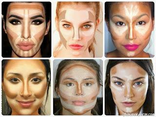 Основы макияжа для начинающих фото