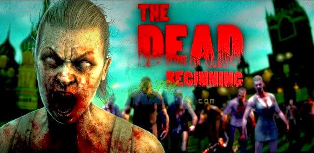 تحميل لعبة THE DEAD Beginning الأيفون و الأندرويد