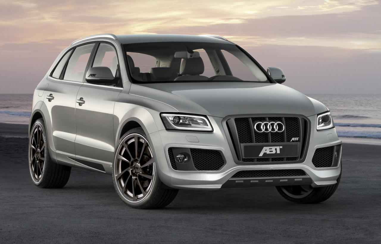 2013 audi q5 tuned by abt car tuning styling. Black Bedroom Furniture Sets. Home Design Ideas