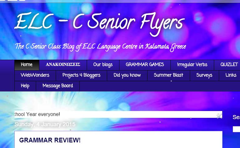 C Senior 2014