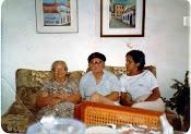 A família Pedreira começou assim....