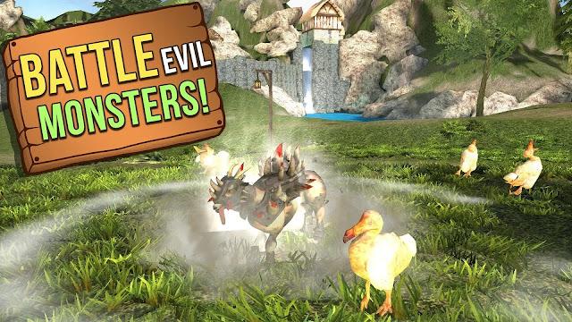 Goat Simulator MMO Simulator Versi Terbaru