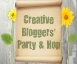 Creative Blogger&#39;s Party and Hop