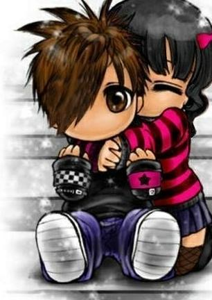 Emo cartoon for girls 2012 body language of emo love with emo love body language of emo love with emo love ideas for beginners voltagebd Gallery