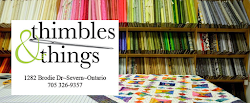 Thimbles and Things