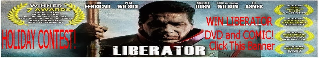 Liberator available on DVD!