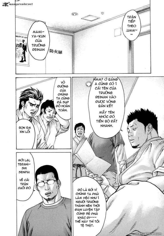Karate Shoukoushi Kohinata Minoru chap 82 Trang 6