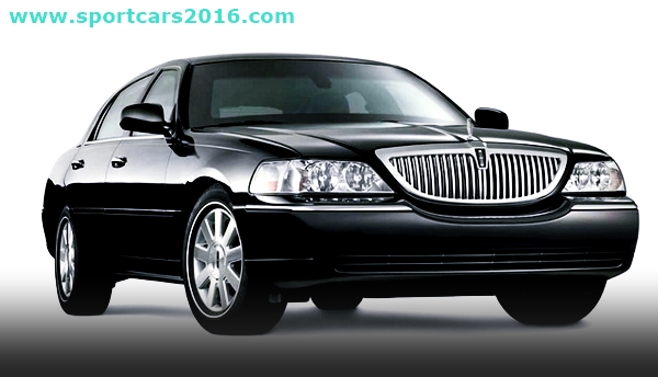 New Lincoln Town Car