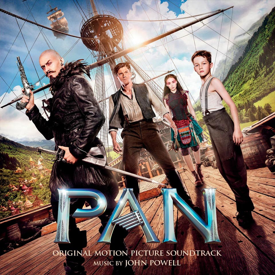 Pan Soundtrack