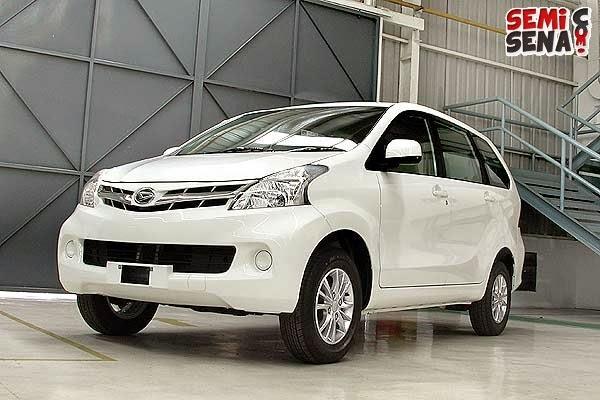 Price List Daihatsu Xenia 2015