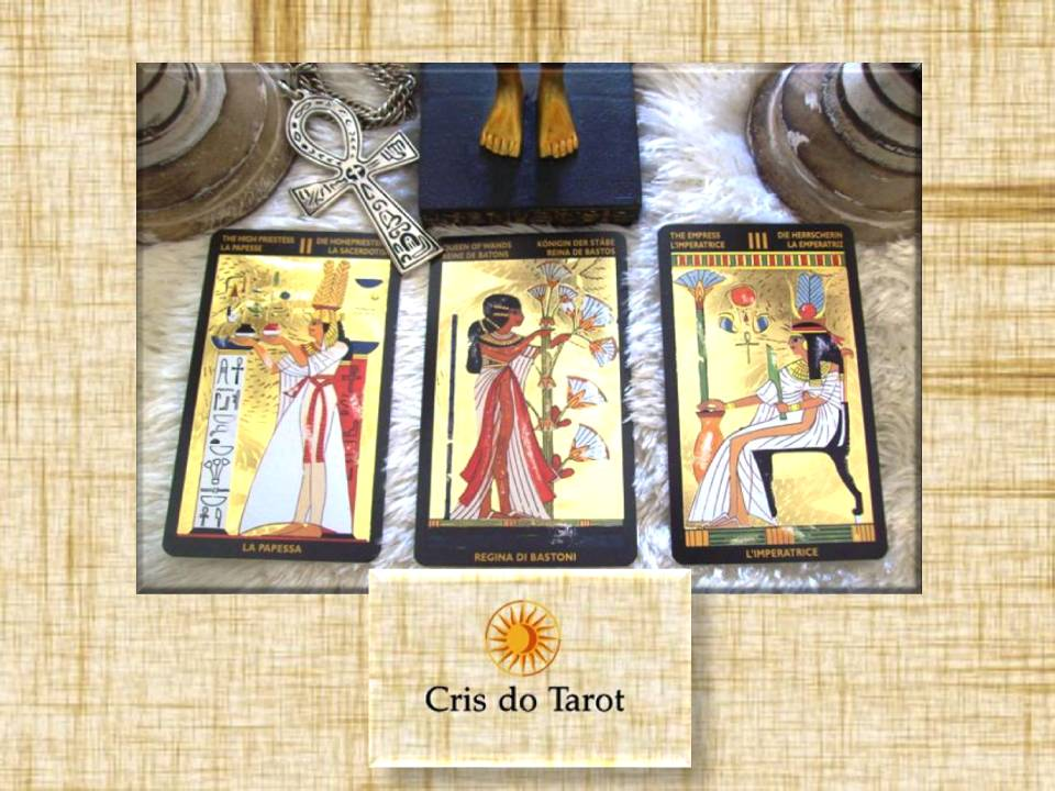 CRIS DO TAROT