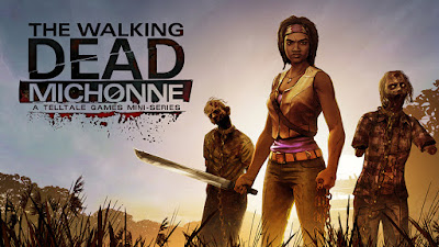 The Walking Dead - Michonne (TellTale mini-series)