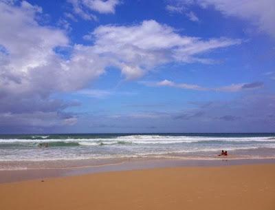 Karon Beach 10th October 2013