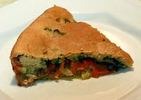 Torta de Legumes (vegana)