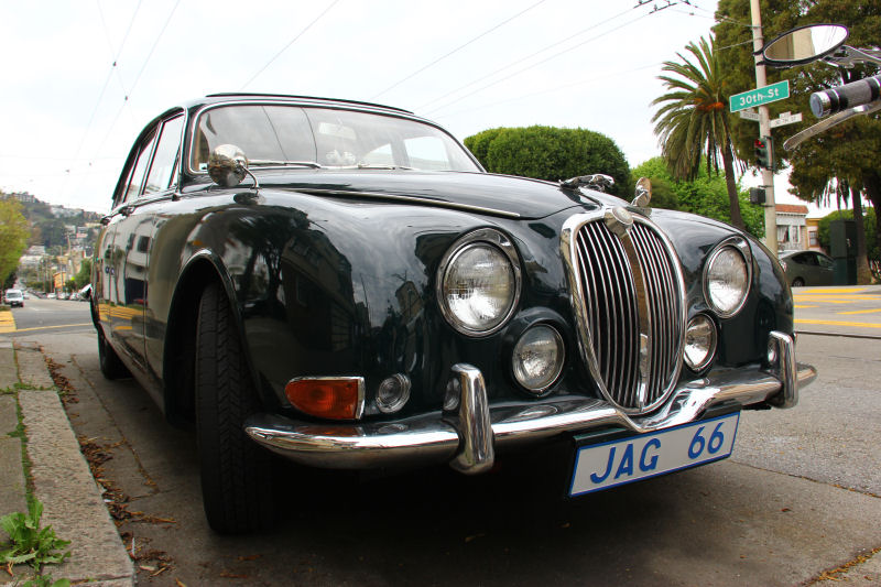 Do You Remember The Jaguar S Type Sold Between 1999 And 2008? It Didnu0027t  Sell All That Well Stateside, Despite The Retro Styling Craze That Saw The  Success ...