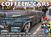 Coffee & Cars at Cafe Bella Coffee