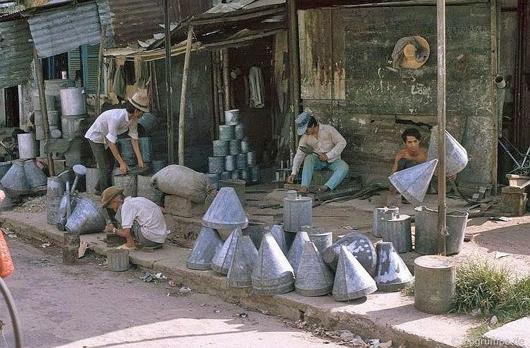 Hình ảnh đẹp Phố cổ Hội An những năm 1990 - nét xưa