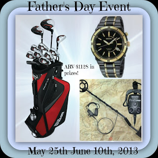 Father's Day Event Button