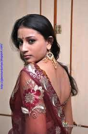 KAVUSIKA-hot-in-Saree-South Actress-3