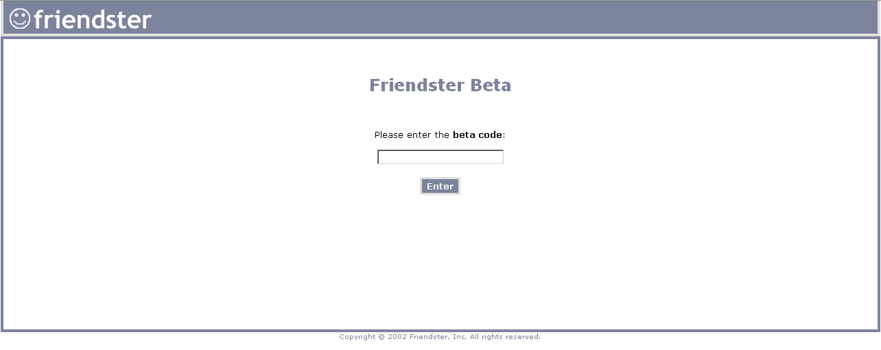 How to get back old friendster account