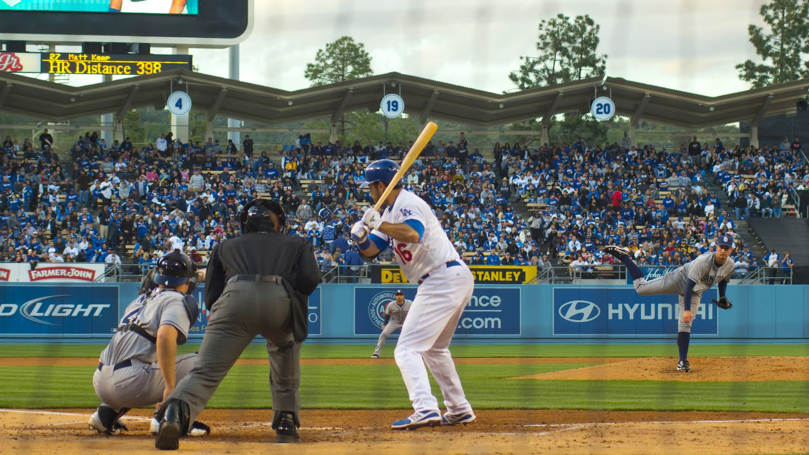 The View From Behind Home Plate: April 2012