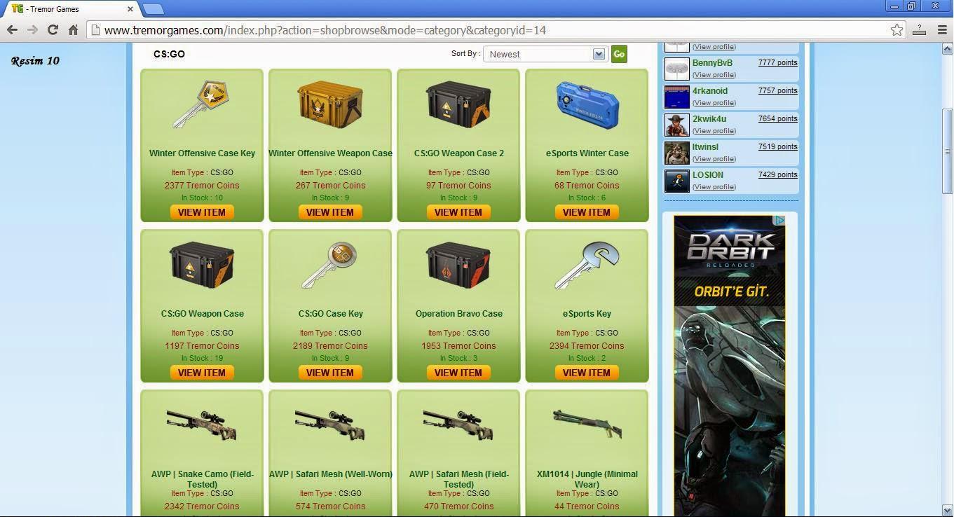 Tremor games как установить скины игроков на сервер cs go