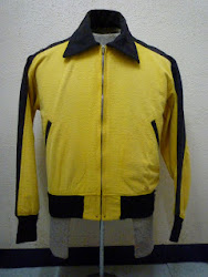 30's COTTON FRANNEL SPORTS JKT.