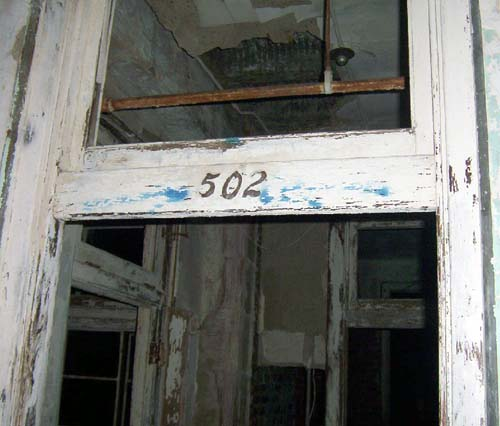 Late At Night Location 4 Waverly Hills Sanitorium