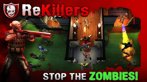 Download ReKillers v1.2 Android Apk + Data Full Mod [Ilimitado]
