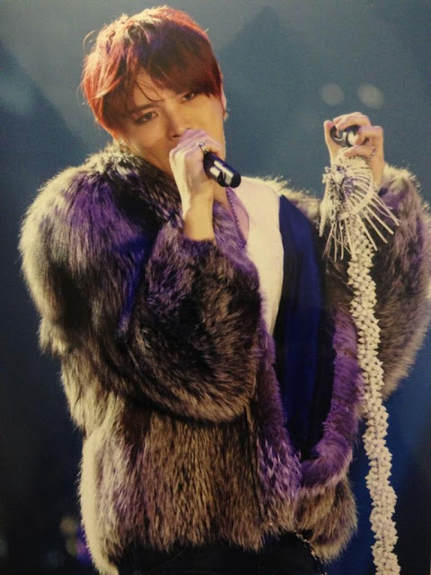 Jaejoong Tokyo Dome Konser 07