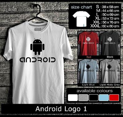 kaos distro android logo 1