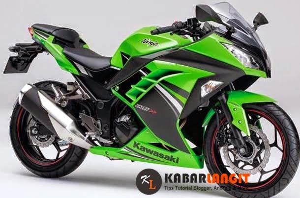 Harga Kawasaki Ninja 250 New