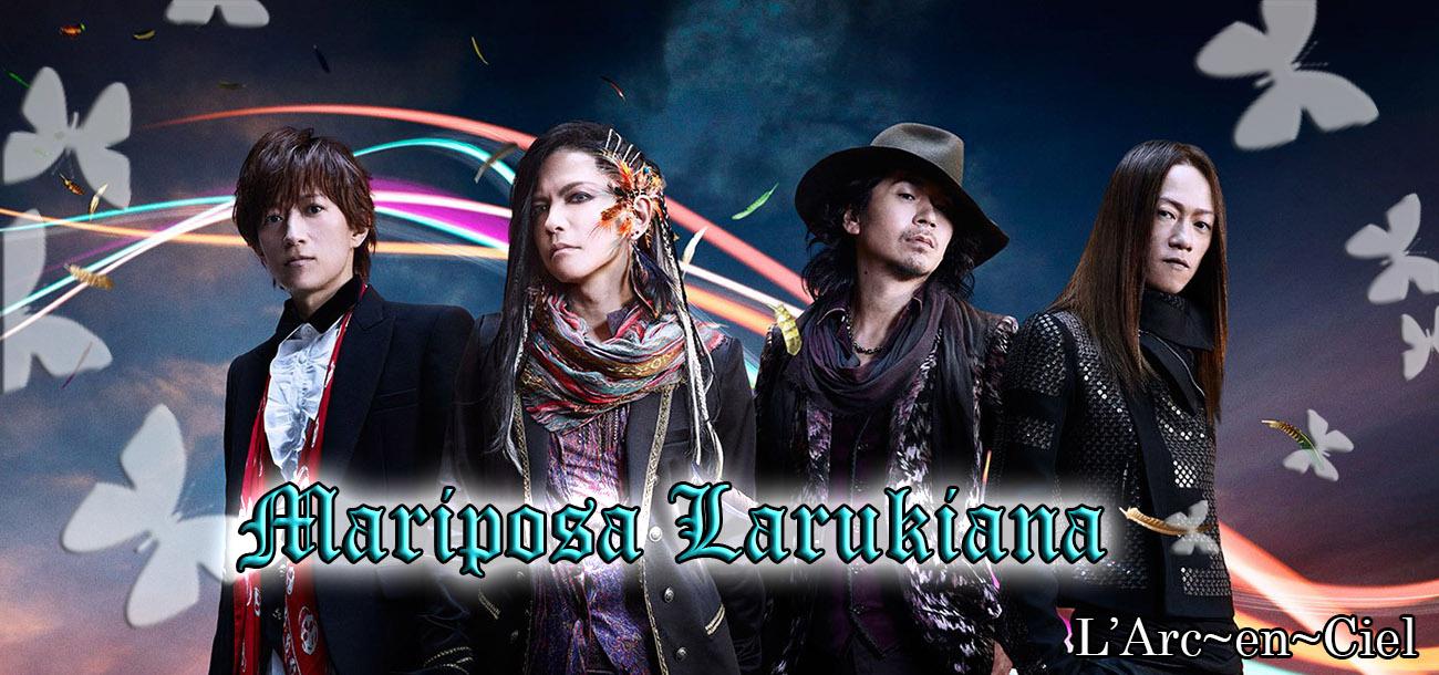 Mariposa Larukiana