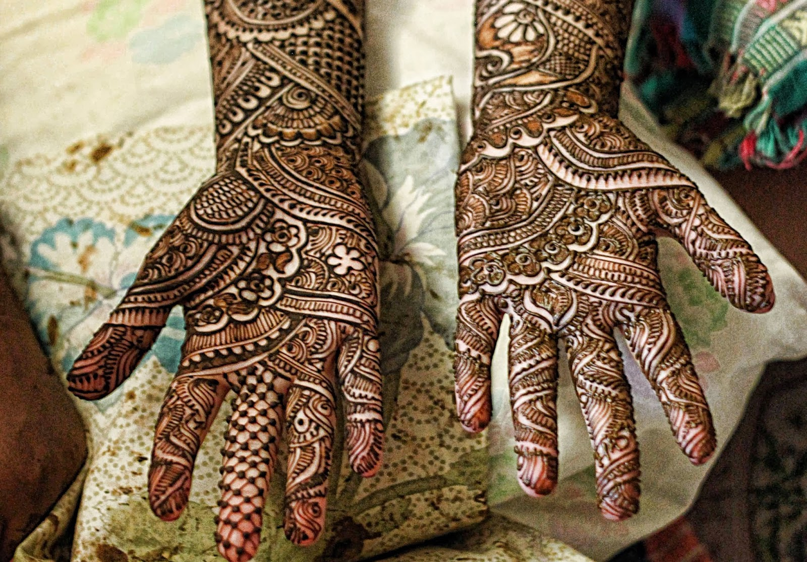 Henna Tattoos: Exquisite, Impermanent Stains