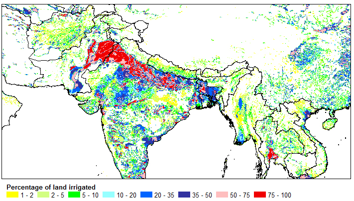 Free gis remote sensing spatial hydrology data global map of sample map 2 gumiabroncs Image collections