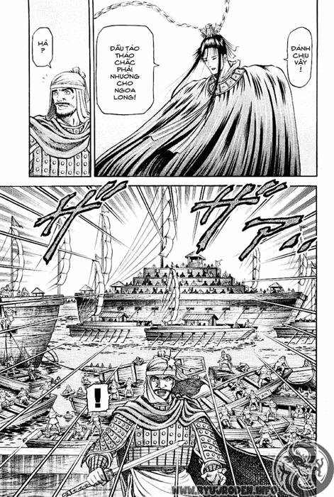 Chú Bé Rồng - Ryuuroden chap 60 - Trang 38