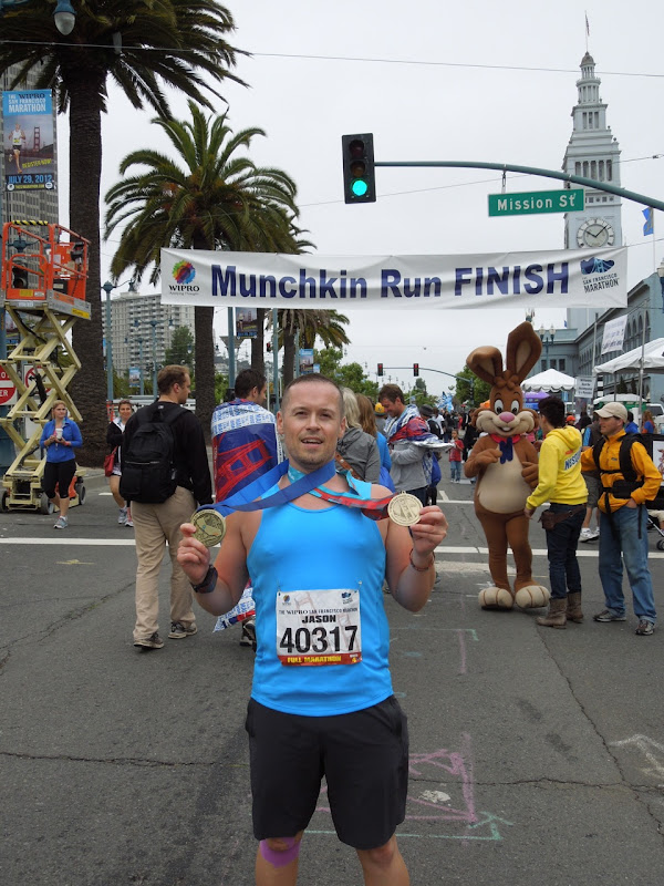 After San Francisco Marathon