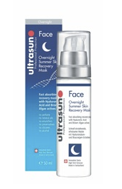 Ultrasun to launch Overnight Summer Skin Recovery Mask